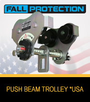 Beam Trolley USA Fall Protection
