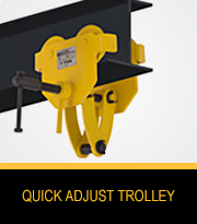 Quick Adjust Trolley